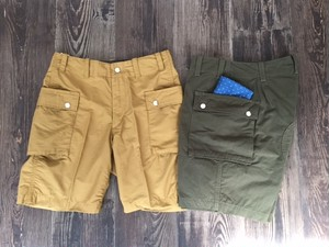 "ARAN    ""CAMP SHORTS(FIELD SHORTS)"""