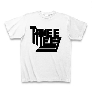 Take E Lee / デカロゴ / ホワイト