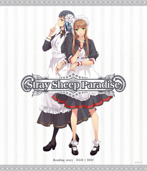☆非売品A4クリアファイル付き(個数限定)☆Reading Story『Stray Sheep Paradise』~EGO~ ~IDO~【Blu-ray】【ODBD-005(S)】