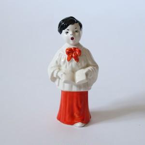 Ceramic Singing Boy・陶器の聖歌隊の少年 U.S.A