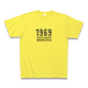 『1969』Woodstock(ウッドストック)Tシャツ