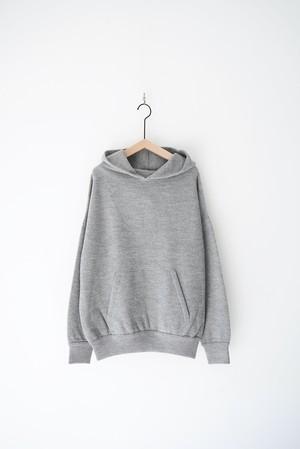【ORDINARY FITS】PARKA KNIT garment wash/OF-N020