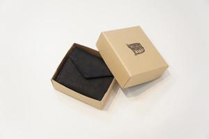 Regular Wallet -BLACK- / YOKO SAKAMOTO