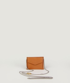 TRIPTYCH WALLET-BAG MIELE