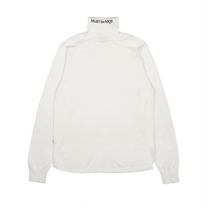 RIPNDIP - MBN Turtleneck (White)