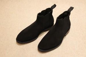 Jalan Sriwijaya CADETTO Exclusive Side Gore Boots Black