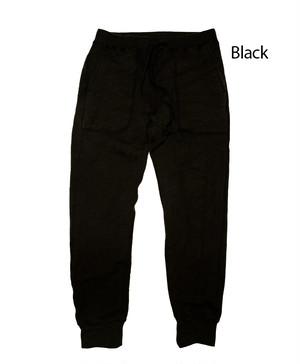 【Yetina】sweat pants (black)