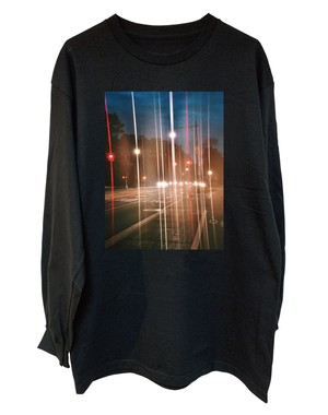 """SPECIAL"" T-Shirt - Black - Long Sleeve (A)"