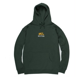 BUTTER GOODS LION PULLOVER HOOD FOREST