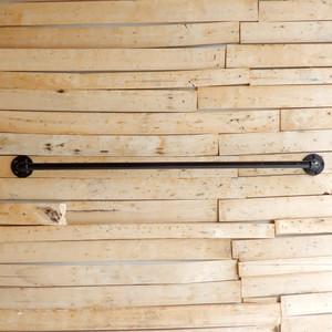TOPANGA アイアンカーテンポール W100cm
