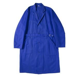 """Au Molinel"" cotton work coat"
