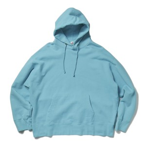 Just Right TD P/O Hoodie(TEAL BLUE)
