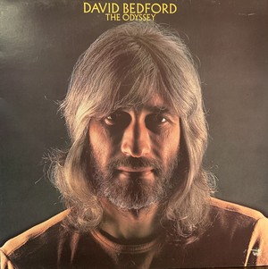 【LP】DAVID BEDFORD/The Oddysey