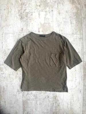 Cotton Linen washable Jersey