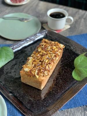 1月限定!【21木曜発送】柚子ときび蜜漬け小豆の2層仕立てのケーキ