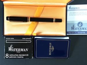 1990 ウォーターマン ル・マン200 WATERMAN Le Man 200 (中字) 18K     01810
