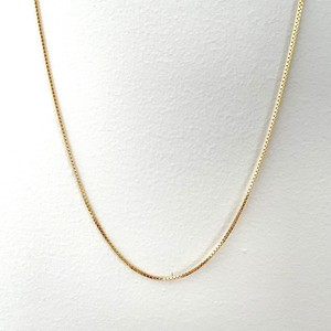 【GF1-127】22inch gold filled chain necklace