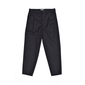 Lownn Tapered Leg Trouser Black  LOW-19SS-TEP