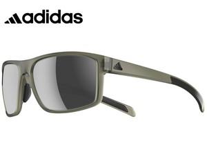 アディダス サングラス [ adidas a423 6074 WHIPSTART ] メンズ レディース スポーツサングラス ミラーレンズ スクエア