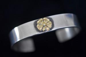 Rose metal Love bracelet