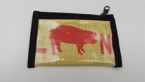 ベトナム飼料袋を使ったキーケース2