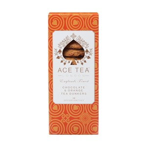チョコレート&オレンジ ACE TEA LONDON(ビスケット)