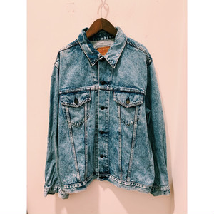 """LEVI'S"" denim jacket"