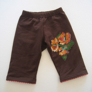 Retro Hawaiian Sweat Pants by biba & pippi