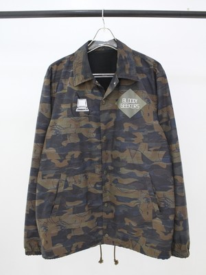 Used UNDER COVER×クリミィーマミ Coach Jacket