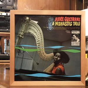 Alice Coltrane – A Monastic Trio (LP)