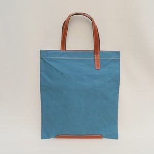 Paraffin canvas flatbag BLUE