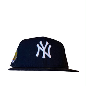 NEW ERA New York Yankees 1996 World Series 59Fifty Fitted /Navy×White (Pink Brim)