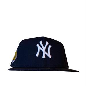 NEW ERA New York Yankees 1996 World Series 59Fifty Fitted /Navy×White (Pink Brim)