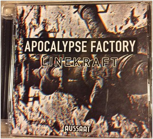 Linekraft - Apocalypse Factory  CD