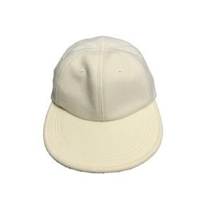 NOROLL / POCHARD CAP -WHITE-