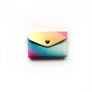 Button card case
