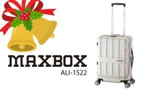 【数量限定SALE】MAXBOX ALI-1522【1~2泊用 機内持ち込みサイズ】