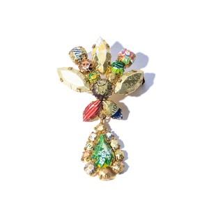 Snack Jewel Antique ブローチ