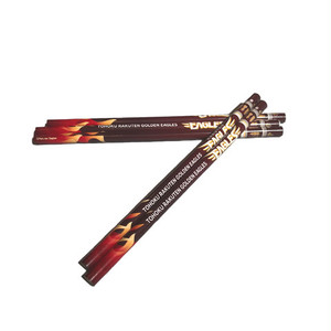 楽天イーグルス鉛筆5本セット