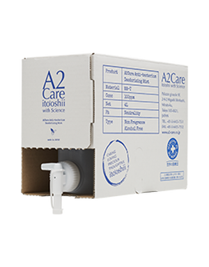 A2Care消臭除菌剤 4Lボックス