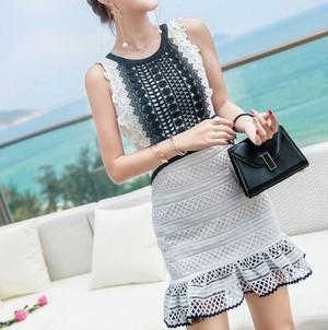 【即納・国内在庫】Short Dress td666