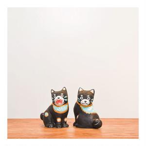 【シンカイ×アイコ美術工藝社】郷土玩具 シンくん&カイくん