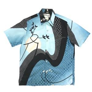 70's USEDアロハシャツ / size S