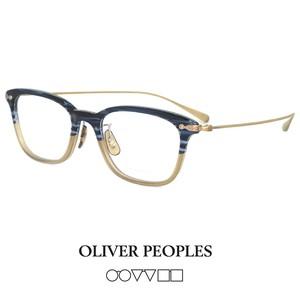 日本製 オリバーピープルズ メガネ COLLINA nvbr OLIVER PEOPLES collina ウェリントン 型 眼鏡 メンズ レディース フレーム
