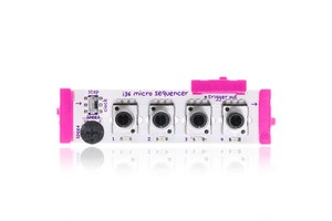 littleBits I36 MICRO SEQUENCER リトルビッツ マイクロシーケンサー【国内正規品】