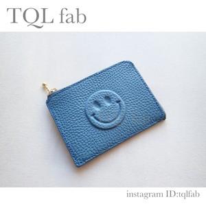 Smile wallet 〜スカイブルー〜