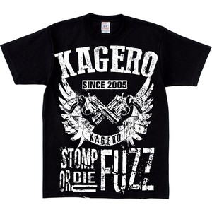 KAGERO VI SHORT SLEEVE - BLACK