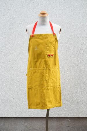 LAND & B.C.(ランド&ビーシー) Work apron_MA