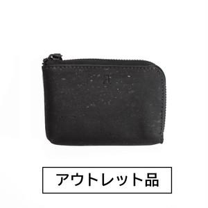 【アウトレット】コインケース 黒 【50%OFF】