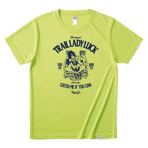 Dry T-Shirt / TLL / Neon Yellow